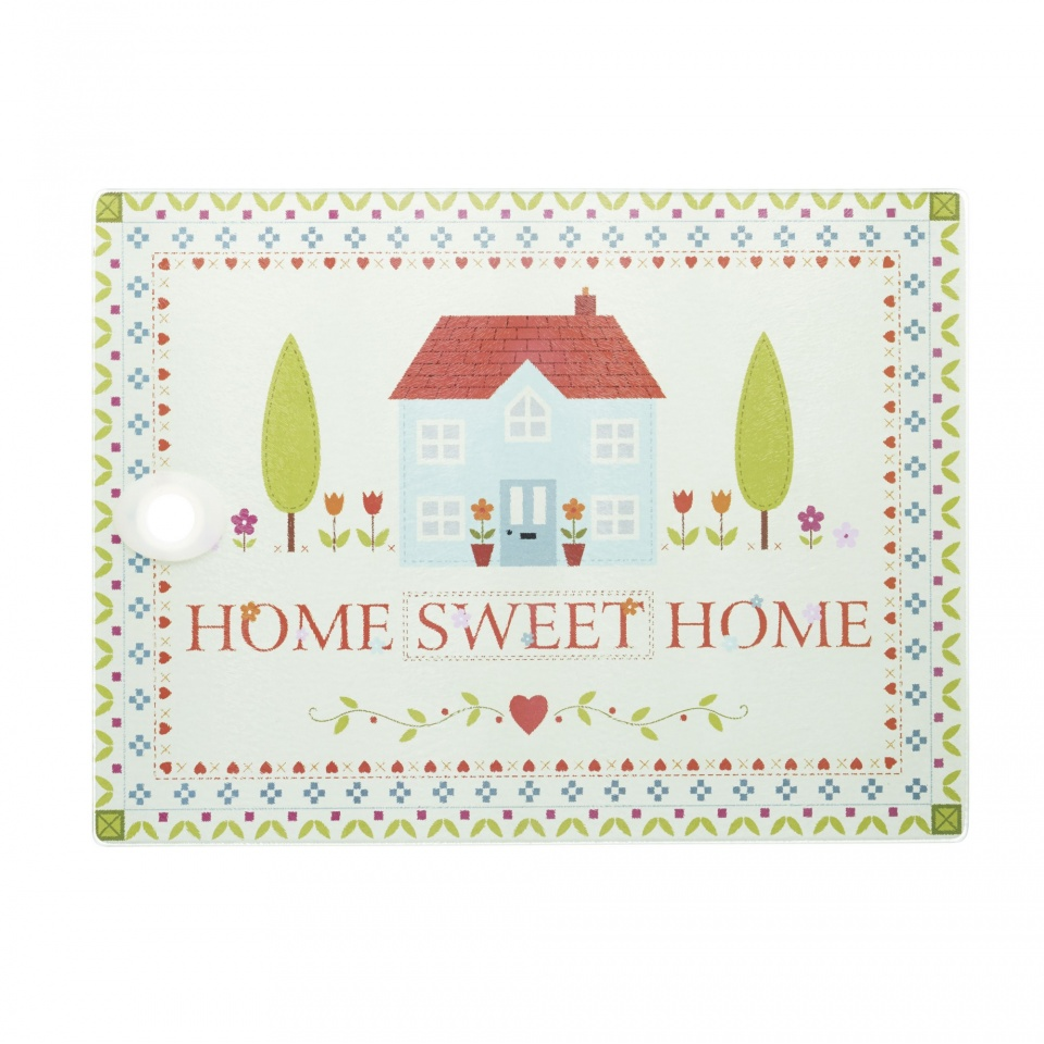 KitchenCraft - Protetor de Mesa Home Sweet Home