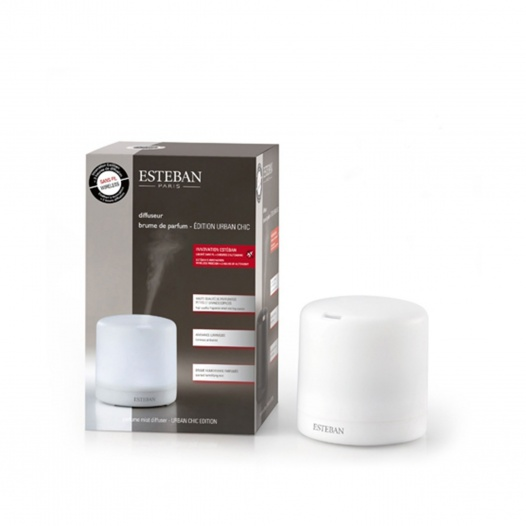 Esteban - Difusor Vapor Urban Chic Edition
