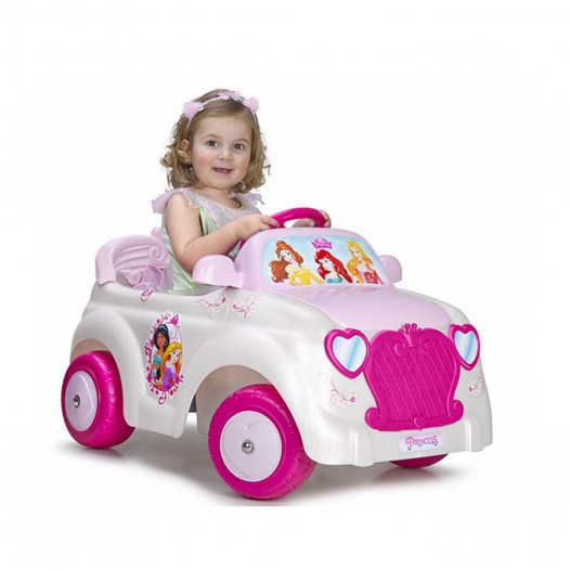 Carro Princesas Disney