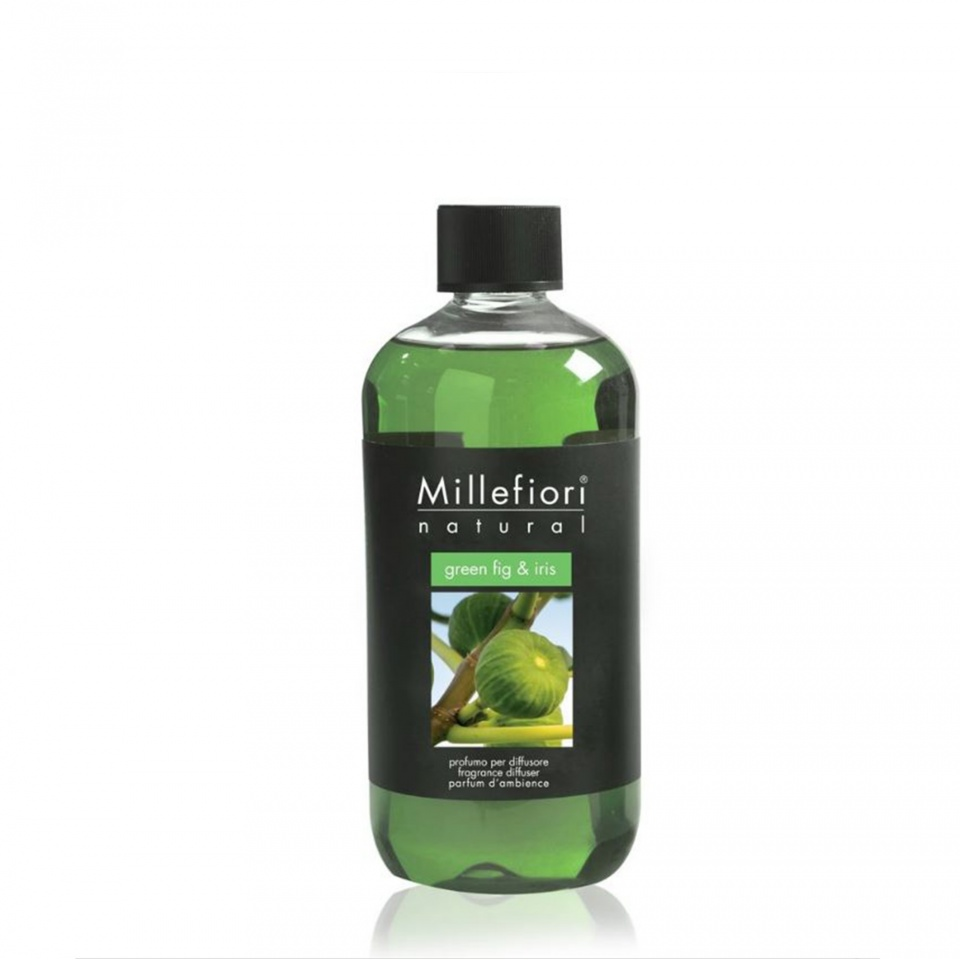 Millefiori - Green Fig & Iris