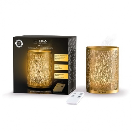 Esteban - Difusor Gold & Light Edition
