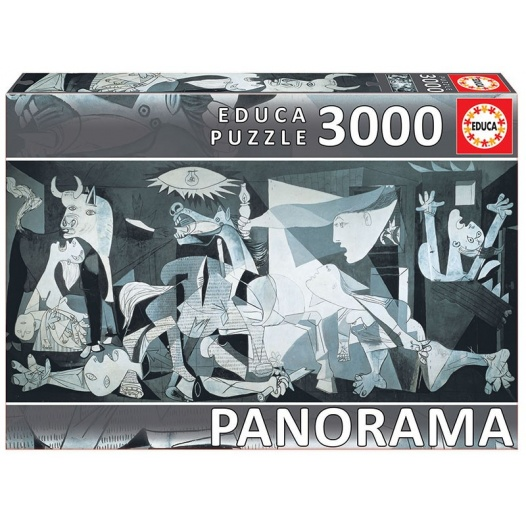 3000 GUERNICA, PABLO PICASSO, PANORAMA